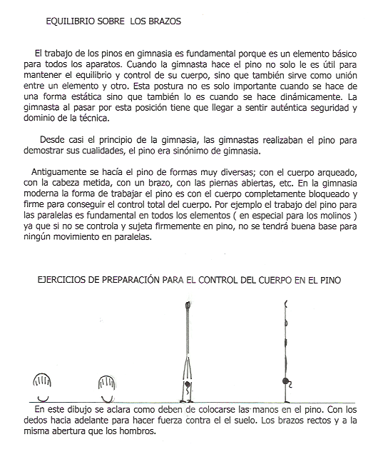 EQUILIBRIO SOBRE LOS BRAZOS 1