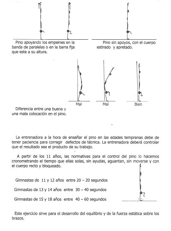 EQUILIBRIO SOBRE LOS BRAZOS 9