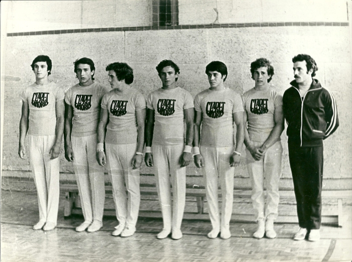 Campeonato España Clubs. 1974