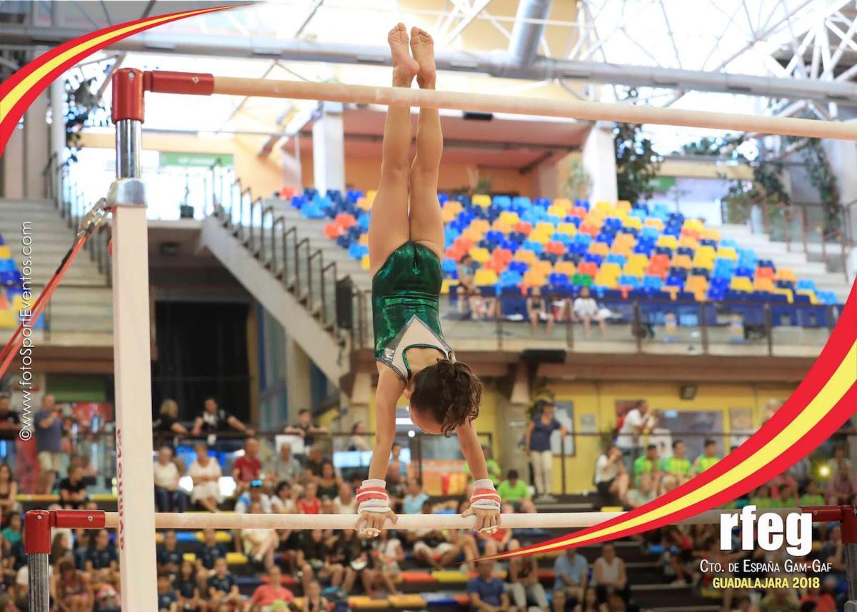 Elementos básicos en las paralelas para gimnastas jóvenes